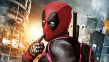 Affiche de Deadpool avec Ryan Reynolds