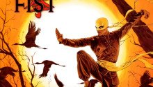Couverture d'Immortal Iron Fist Vol 1 27