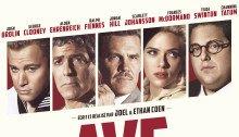 Affiche d'Ave, César! écrit et réalisé par Ethan Coen et Joel Coen
