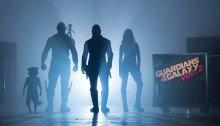 Première photo officielle de Les Gardiens de la Galaxie Vol. 2 avec la bande au complet