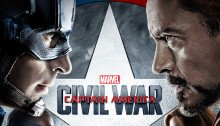 Affiche officielle de Captain America: Civil War