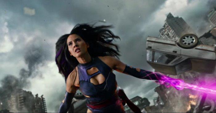 Photo du film X-Men: Apocalypse avec Psylocke