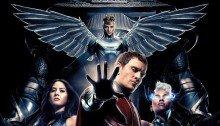 Poster de X-Men: Apocalypse avec les Quatre Cavaliers