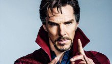 Photo de Doctor Strange avec Benedict Cumberbatch