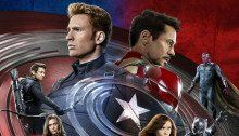 Poster IMAX de Captain America: Civil War