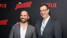 Photo des showrunners Marco Ramirez et Douglas Petrie