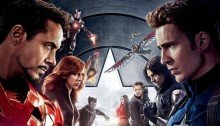 Poster de Captain America: Civil War