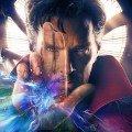 Poster de Doctor Strange avec Benedict Cumberbatch