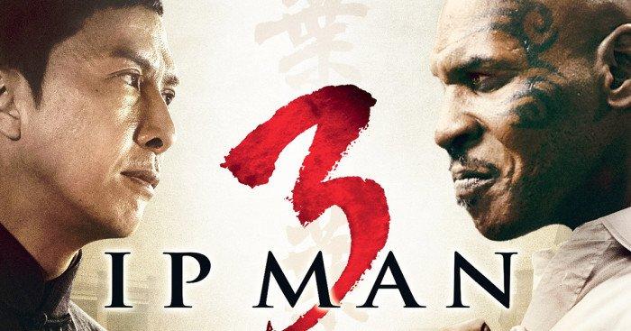 Affiche d'Ip Man 3 réalisé par Wilson Yip