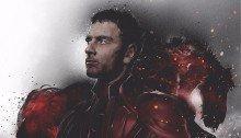 Poster de X-Men: Apocalypse avec Magneto
