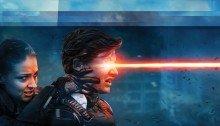 Poster de X-Men: Apocalypse avec Jean Grey et Cyclope