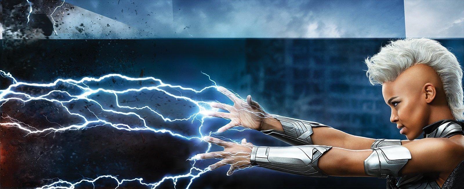 Storm X Men Wallpaper 63 Images: Bannière : X-Men: Apocalypse (Tornade Déchaine Les éclairs