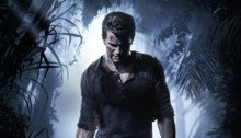 Poster du jeu vidéo Uncharted 4: A Thief's End avec Nathan Drake