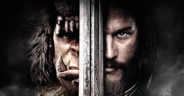 Affiche française finale de Warcraft Le Commencement
