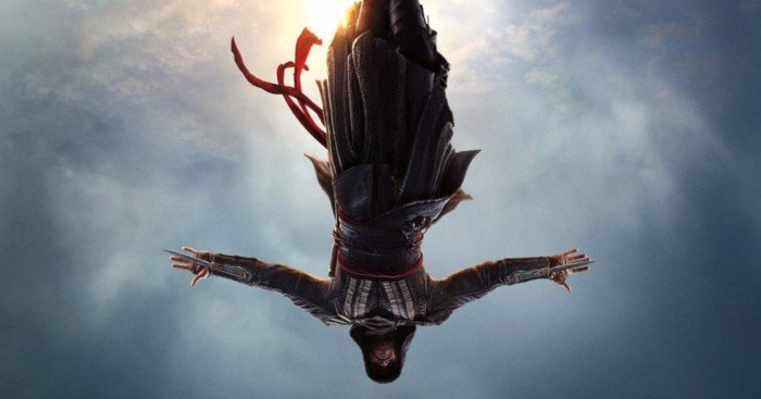 Poster teaser d'Assassin's Creed