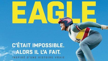 Affiche de Eddie the Eagle
