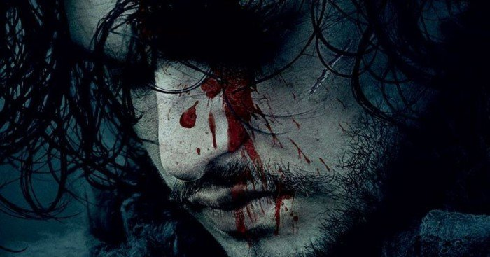 Poster teaser de la saison 6 de Game of Thrones
