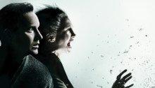 Affiche de The Conjuring 2: The Enfield Poltergeist avec Patrick Wilson et Vera Farmiga