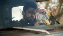 Photo de la saison 1 de Preacher avec Jesse Custer en voiture