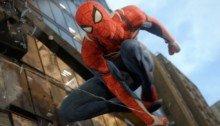 Première image du jeu vidéo Spider-Man développé par Insomniac Games (E3 2016)