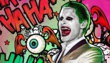 Poster personnage de Suicide Squad avec Joker