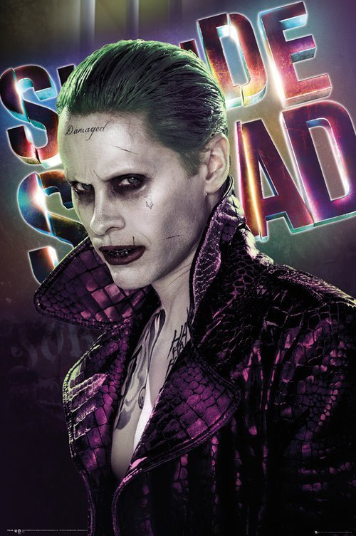 Promo art suicide squad joker for Joker immagini hd