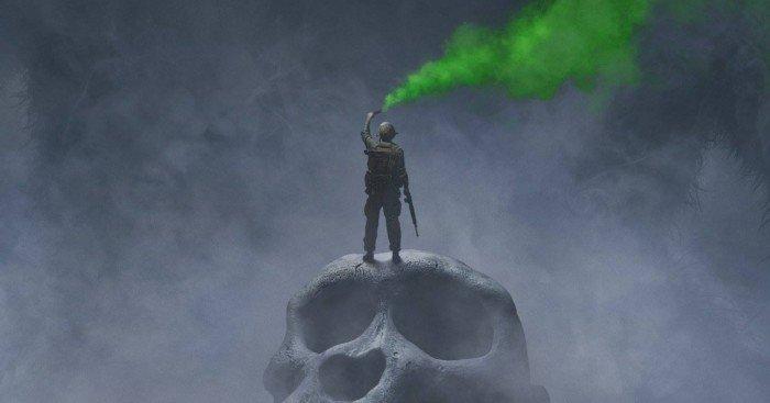 Premier poster de Kong: Skull Island pour le Comic-Con 2016