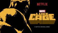 Poster de Luke Cage pour le Comic-Con 2016