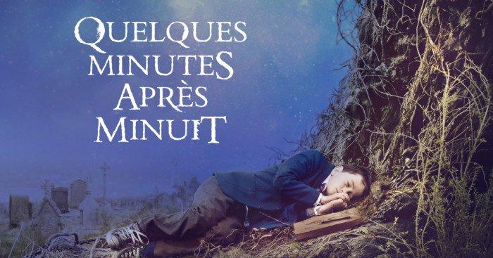 Affiche française de Quelques Minutes Après Minuit