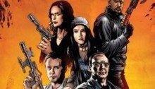 Poster de la saison 4 d'Agents of S.H.I.E.L.D. pour le Comic-Con 2016