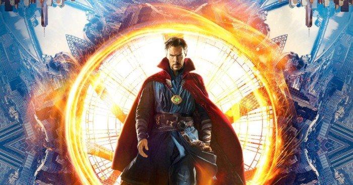 Poster de Doctor Strange pour le Comic-Con 2016