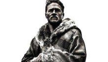 Premier poster du film King Arthur pour le Comic-Con 2016