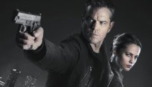 Affiche française de Jason Bourne