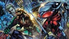 Image d'Aquaman contre Black Manta