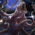 Concept Art de Les Gardiens de la Galaxie Vol. 2 avec l'Abilisk
