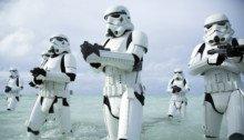 Photo de Rogue One: A Star Wars Story avec les Stormtroopers