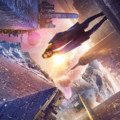 Poster de Doctor Strange avec Rachel McAdams dans le rôle de Christine Palmer