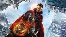 Quatrième poster de Doctor Strange avec Benedict Cumberbatch