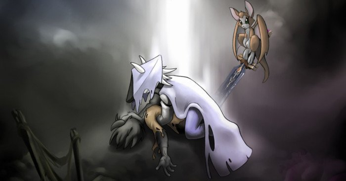 Poster du jeu vidéo Dust : An Elysian Tail