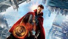 Affiche française définitive de Doctor Strange
