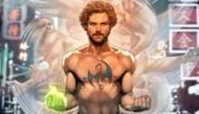 Poster d'Iron Fist par Jay Anacleto