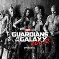 Poster teaser de Les Gardiens de la Galaxie Vol. 2 avec Nebula, Yondu, Rocket Racoon, Gamora, Groot, Star-Lord et Drax