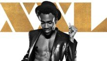 Poster de Magic Mike XXL avec Donald Glover