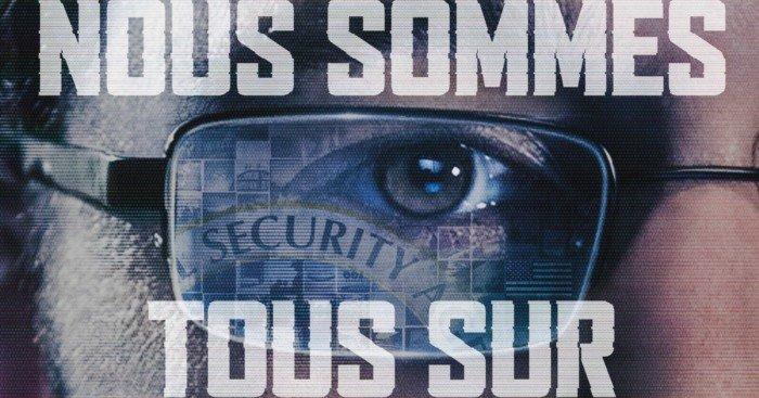 Affiche française du film Snowden