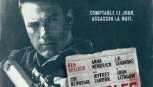 Affiche française du film Mr Wolff réalisé par Gavin O'Connor sur un scénario de Bill Dubuque avec Ben Affleck