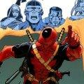 """Couverture """"Deadpool variant"""" de X-Men Legacy Vol. 1 233"""
