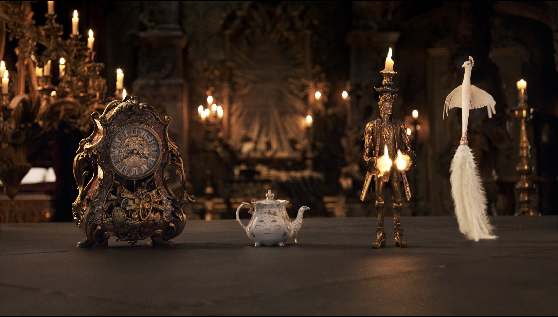 a comparison of the movie beauty and the beast and et See a shot-by-shot comparison of how the new 'beauty and the beast' trailer compares to scenes from the 1991 disney animated movie.