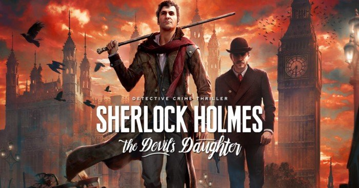 Image de Sherlock Holmes: The Devil's Daughter
