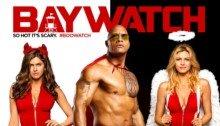 Image de Baywatch avec Alexandra Daddario, Dwayne Johnson et Kelly Rohrbach