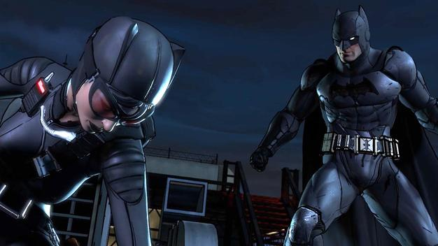 Image de Batman: The Telltale Series – Épisode 1 'Realm of Shadows' avec Catwoman